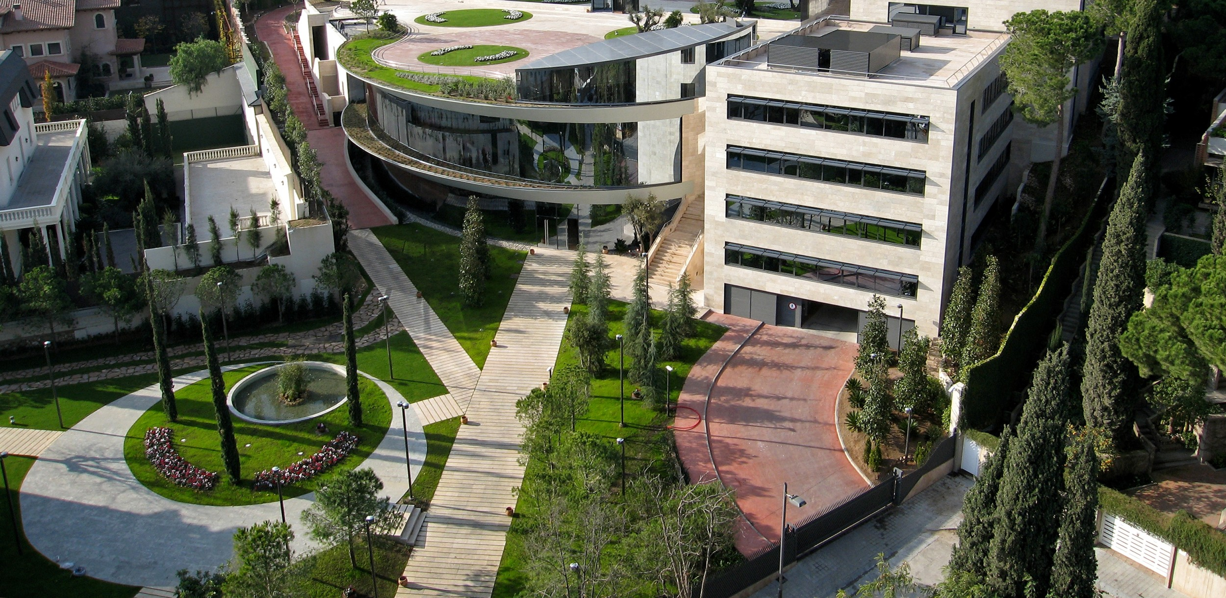 IESE North Campus